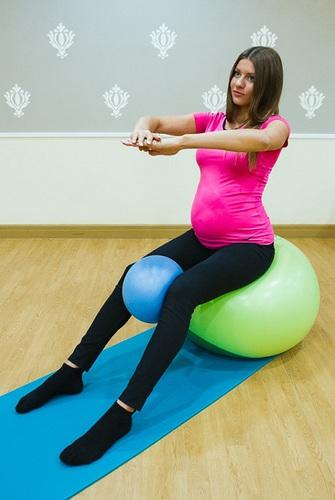 можно ли заниматься фитнесом беременным