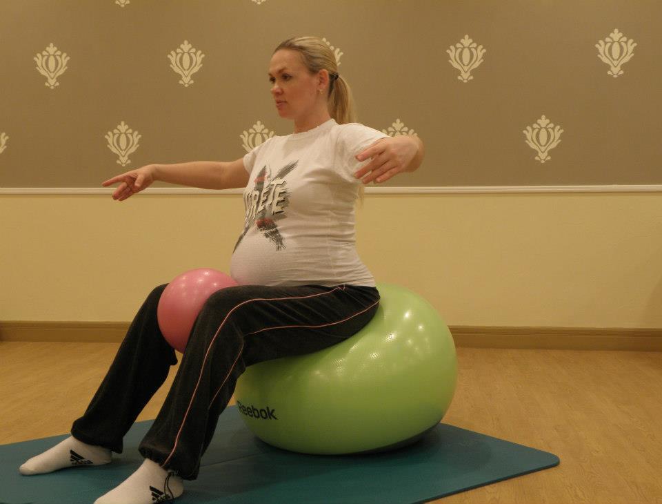 Фитнес для беременных в барнауле 67
