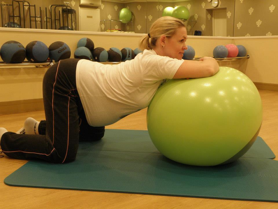 Особенности фитнеса для беременных 77