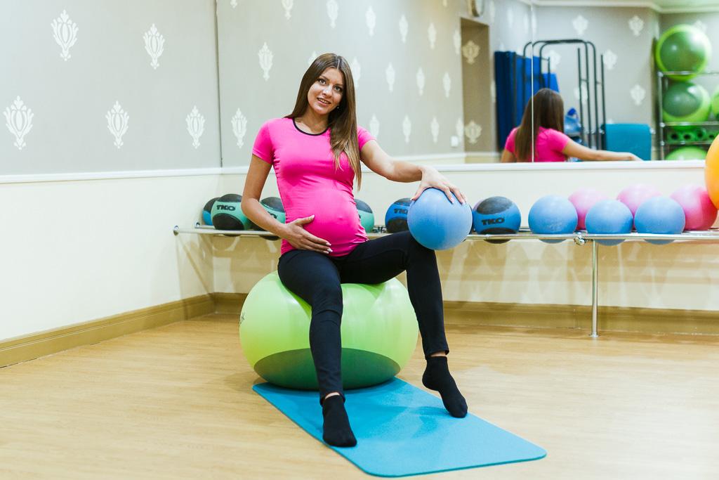 Особенности фитнеса для беременных 58