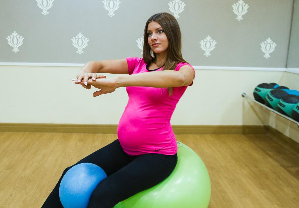 Фитнес для беременных в барнауле 43
